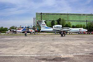 Taganrog Beriev Aircraft Company Beriev A-40 Albatros (Be-42) IMG 7983 1725.jpg