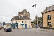 Taghmon Main Street and Castle Alley 2009 09 27.jpg