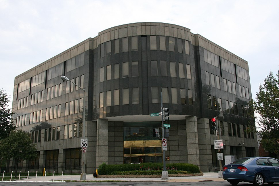 Taipei Economic and Cultural Representative Office in the United States from VOA (1)