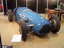 Talbot-Lago T26 fra 1949