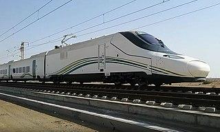 Haramain high-speed railway High-speed rail line in Saudi Arabia