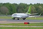 Tallinn Air Baltic Boeing 737 YL-BBY.jpg
