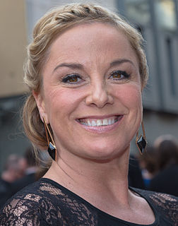 Tamzin Outhwaite English actress and narrator