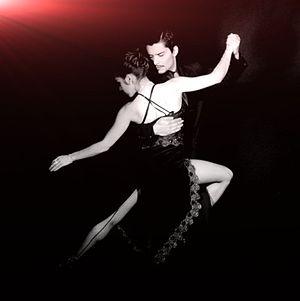 Tango dance, Buenos Aires, Argentina