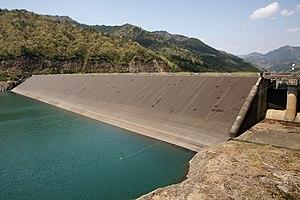 Okutataragi Pumped Storage Power Station - Tataragi Dam