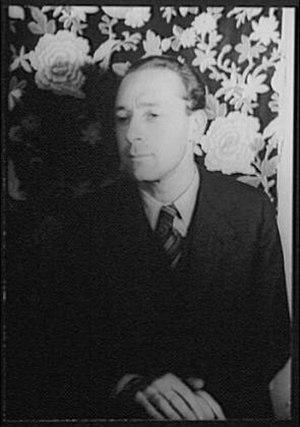 Pavel Tchelitchew - Pavel Tchelitchew, photographed by Carl Van Vechten, 1934
