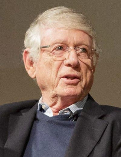Ted Koppel, British-American television journalist