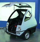 voiturette électrique Teilhol