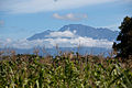 Telephoto shot of Volcan Baru as seen from Estero Rico on the Pacific Coast.jpg