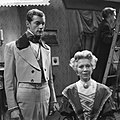 Televisiespel De erfgename , links Doude van Herwijn ( Morris Townsend ), rech, Bestanddeelnr 910-8826.jpg