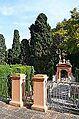 Terrassa i jardí de Montfort, València.JPG