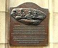 Terry Enwright plaque, Belfast - geograph.org.uk - 1334252.jpg