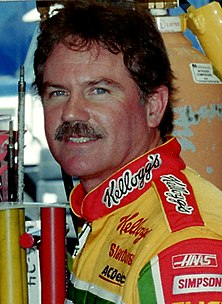 Terry Labonte American racing driver