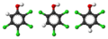 Tetrachlorophenol-isomers-3D-balls.png