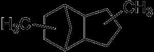TH-dimer - Image: Tetrahydromethylcycl opentadiene dimer