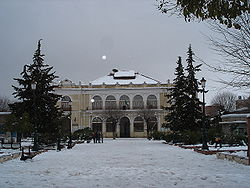Batna city theater
