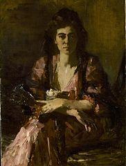 Portrait of Lizzie Ansingh