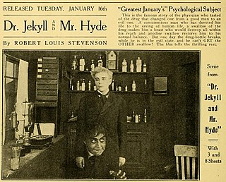 <i>Dr. Jekyll and Mr. Hyde</i> (1912 film) 1912 film by Lucius J. Henderson