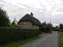 Thatched Cottage, Lyford - geograph.org.uk - 59290.jpg