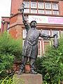 The Altrincham Market Trader sculpture (2).JPG