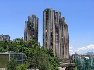 The Belchers building in The Belchers, China