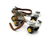 Wheel Roller Boots