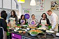 The Duke and Duchess Cambridge at Commonwealth Big Lunch on 22 March 2018 - 125.jpg