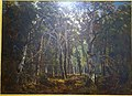The Forest of Fontainebleau by Giuseppe Palizzi, 1874 - Galleria nazionale d'arte moderna - Rome, Italy - DSC05390.jpg