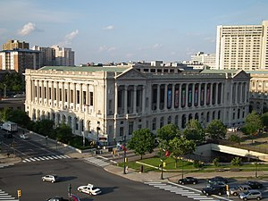 Free Library of Philadelphia - Image: The Free Library of Philadelphia
