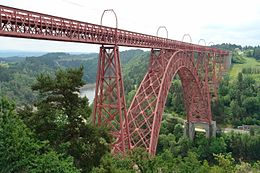 The Garabit Viaduct, 2007, Cantal, Auvergne, France-1.jpg
