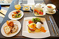 The Gate Hotel Kaminarimon breakfast 20140929-001.jpg