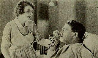 Helene Chadwick - Helene Chadwick and Richard Dix in The Glorious Fool (1922)