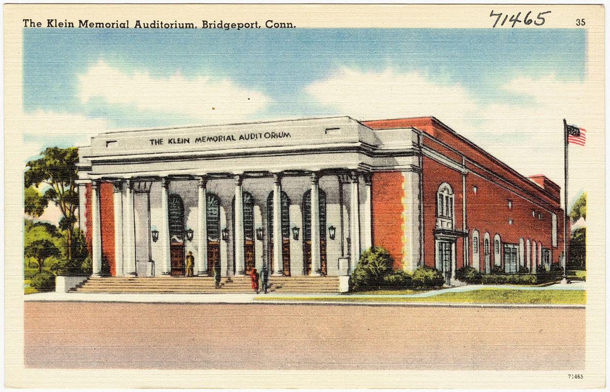 Klein Memorial Auditorium Wikipedia