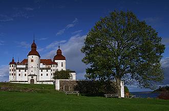 Läckö Castle Opera - Läckö Castle, venue of the Castle Opera