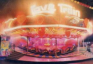 Music Express Amusement ride