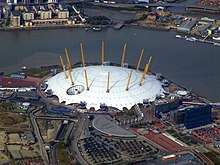 The O2 from the air