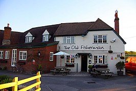 The Old Fisherman Inn in Shabbington