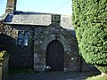 The Parish Church of St Mary, Gilcrux, Porch - geograph.org.uk - 578515.jpg