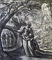 The Phillip Medhurst Picture Torah 98. Destruction of Sodom. Genesis cap 19 vv 24, 26. De Vos.jpg