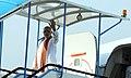 The Prime Minister, Shri Narendra Modi departing from New Delhi to Dhaka, for his two day visit to Bangladesh on June 06, 2015.jpg