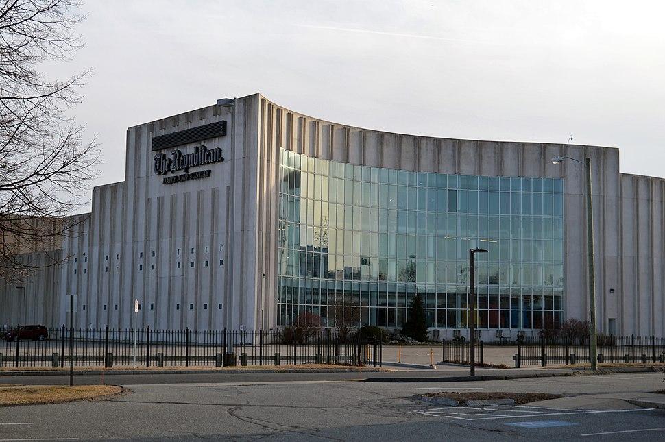 The Republican Building, Springfield, Massachusetts
