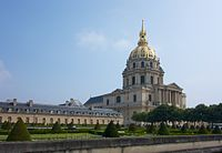 The Residence of the Invalids, Cathedral - Paris, France - panoramio.jpg