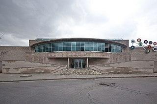 Robert McLaughlin Gallery Art museum in Ontario, Canada