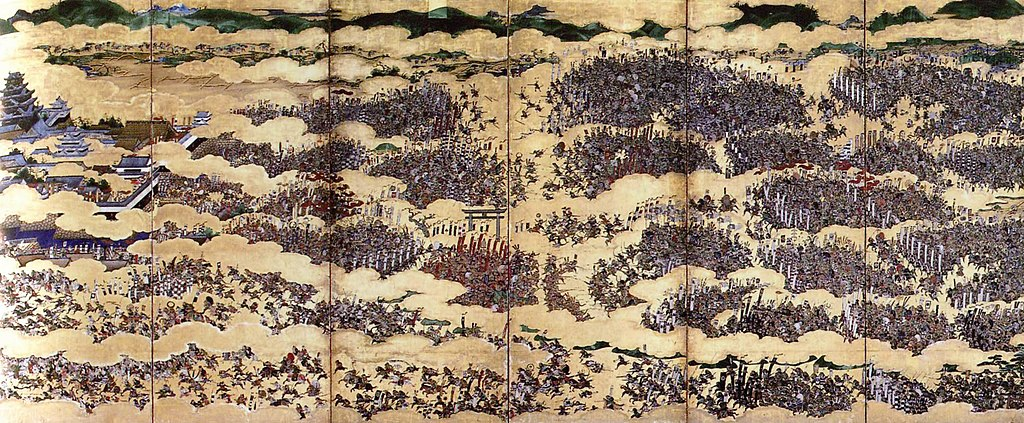 The Siege of Osaka Castle3