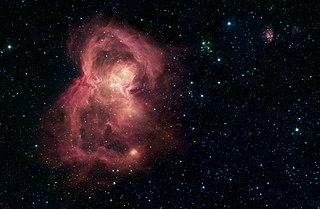 Westerhout 40 Star-forming region in the constellation Serpens