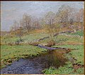 The Trout Brook by Willard Leroy Metcalf, 1907, oil on canvas - Currier Museum of Art - Manchester, NH - DSC07887.jpg