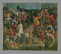The Unicorn is Attacked (from the Unicorn Tapestries) MET DP118986.jpg
