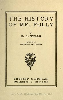 The history of Mr. Polly.djvu