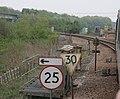 The last flat rail-rail standard gauge crossing in the UK - Newark on Trent.jpg