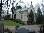 The old chapel at Hietaniemi cemetery.jpg